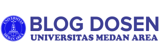 BLOG DOSEN UNIVERSITAS MEDAN AREA